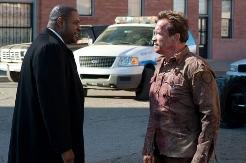 Forest Whitaker Arnold Schwarzenegger The Last Stand