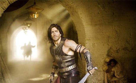 Dastan in the Tunnel
