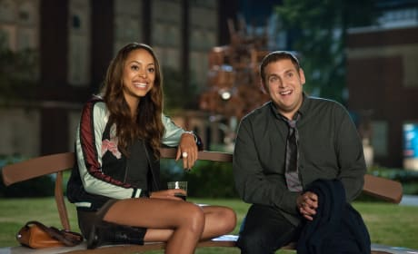 "22 Jump Street Exclusive: Amber Stevens on How Jonah Hill ""Killed"" Her With Humor"