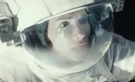 Gravity Trailer Sandra Bullock