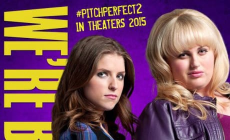 Pitch Perfect 2 Teaser Poster