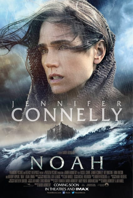 Jennifer Connelly is Naameh