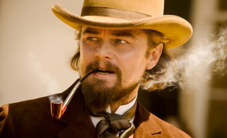 Django Unchained Clip: I'm Curious What Makes You So Curious