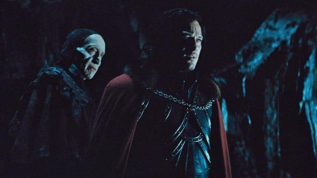 Dracula Untold Luke Evans Charles Dance