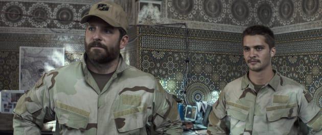 American Sniper Luke Grimes Bradley Cooper