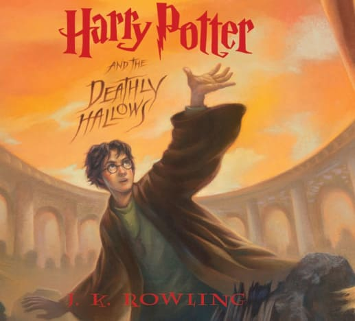 Harry Potter and the Deathly Hallows Logo
