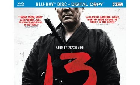 DVD Release: 13 Assassins