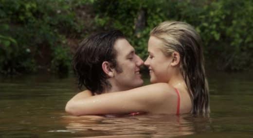 Alex Pettyfer and Gabriella Wilde Endless Love