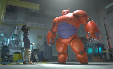 Big Hero 6 Photos: Disney and Marvel's Animated Adventure