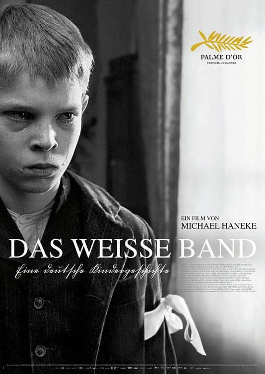 The White Band Poster