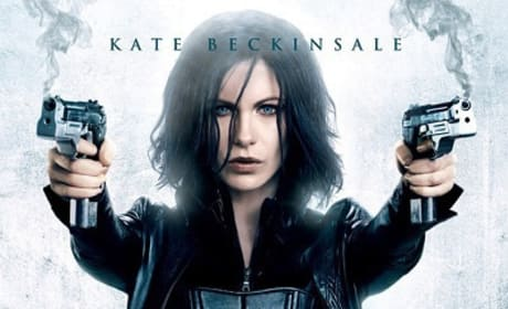 New Underworld Awakening Poster: Kate Beckinsale Front and Center