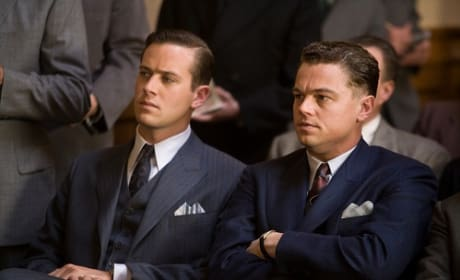 Leonardo DiCaprio Star as J. Edgar