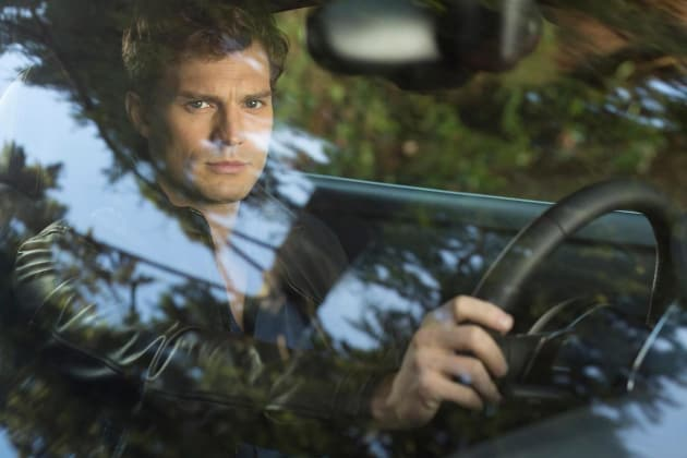 Fifty Shades of Grey Star Jamie Dornan