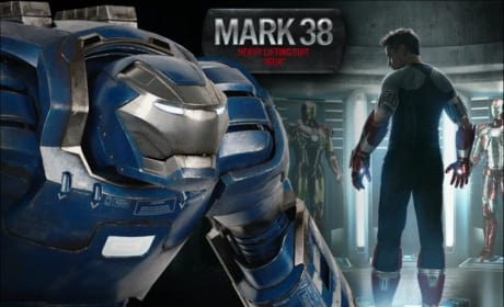 Iron Man 3 Mark 38