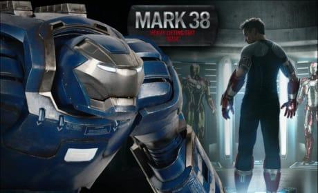 Iron Man 3 Mark 38