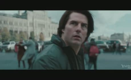 New Mission Impossible: Ghost Protocol Trailer Teases Thrills