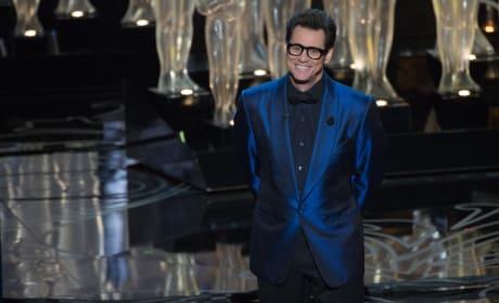 Jim Carrey Oscars