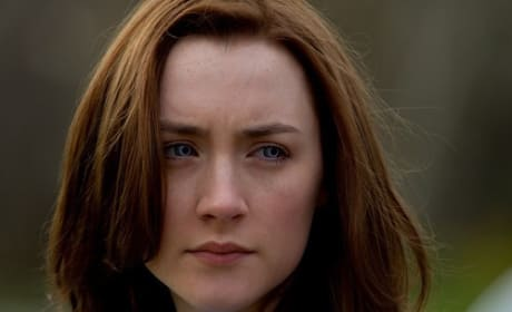 The Host Photo: Saoirse Ronan's Eyes Have It