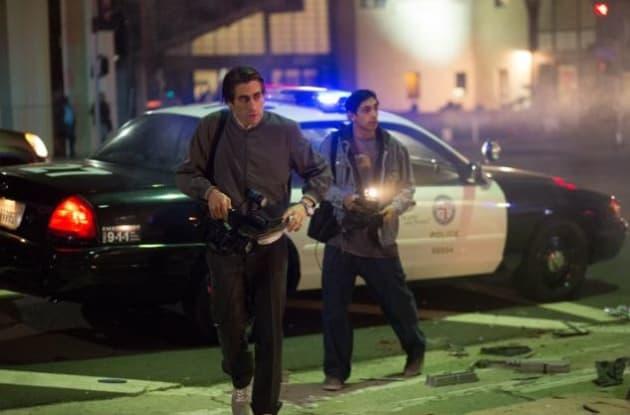 Nightcrawler stars jake gyllenhaal