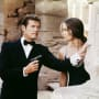 Roger Moore is James Bond