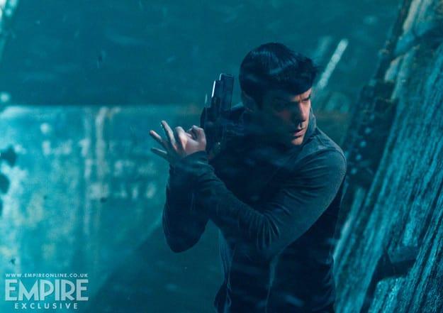 Zachary Quinto Star Trek Into Darkness
