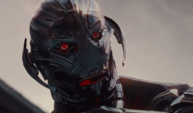 James Spader as Ultron: What Is He Quoting?