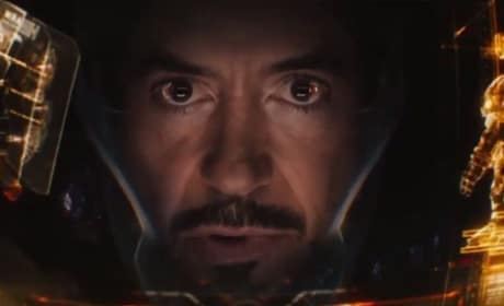 Avengers Age of Ultron Robert Downey Jr. Tony Stark