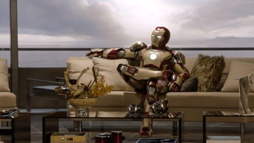 Iron Man from Iron Man 3