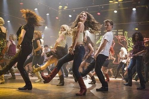 Julianne Hough Dances in Footloose