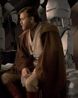 Stoic Obi-Wan