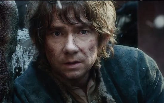The Hobbit The Battle of the Five Armies Martin Freeman
