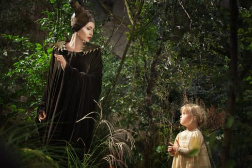 Maleficent Angelina Jolie Vivienne Jolie-Pitt