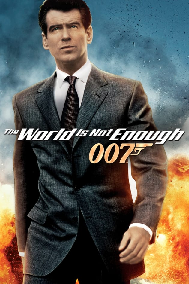 The World is Not Enough Poster