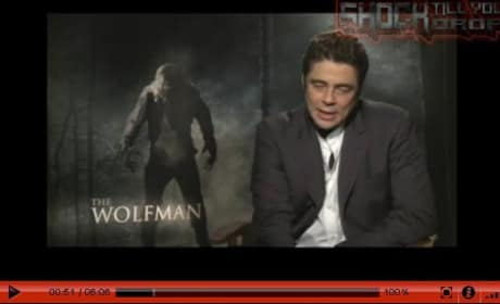 Wolfman Cast Interviews