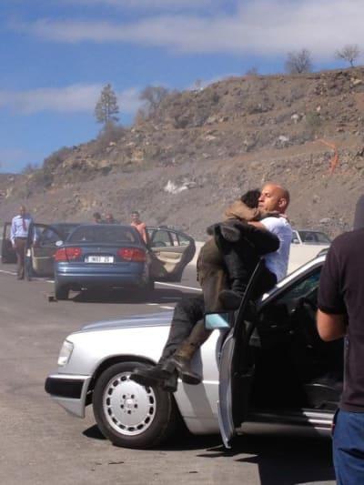 Vin Diesel Fast Six Photo