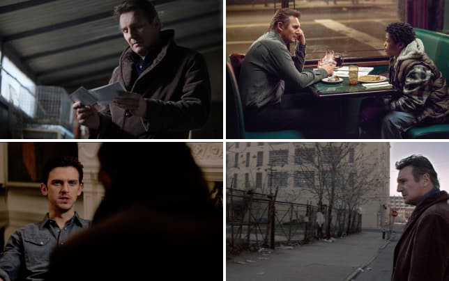 Liam neeson a walk among the tombstones