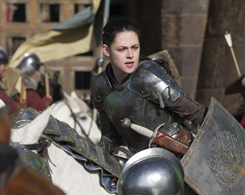 Kristen Stewart is Snow White