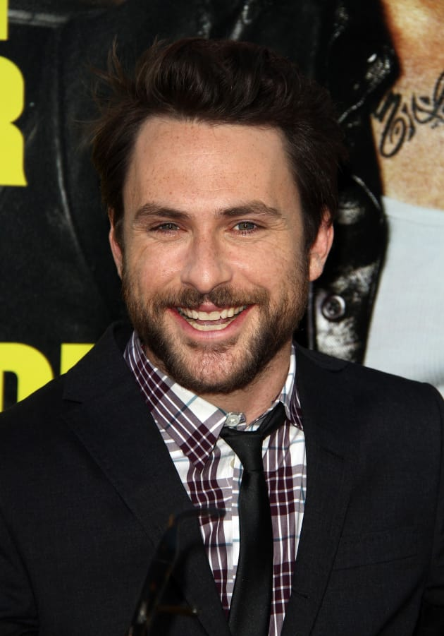 Comedic Actor Charlie Day
