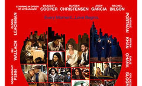 Released: The New York, I Love You Movie Poster