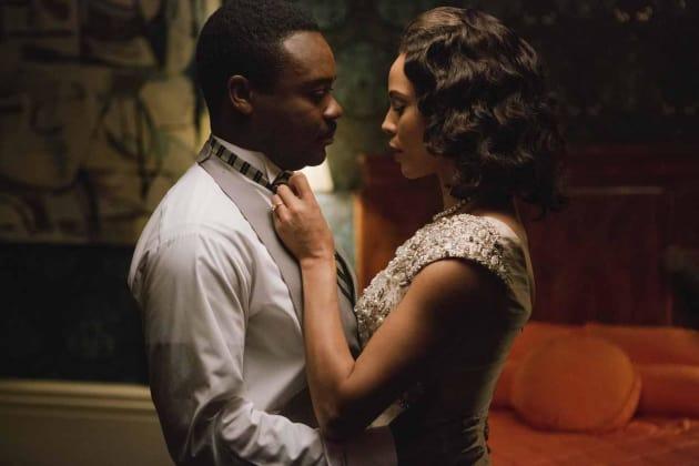 MLK & Coretta Scott King