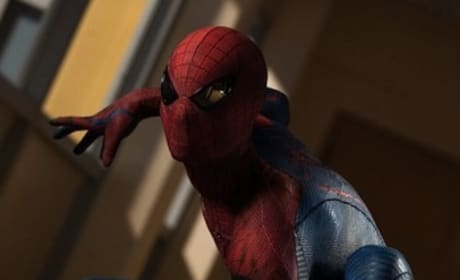 Spider-Man in The Amazing Spider-Man