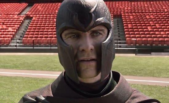 Magneto Michael Fassbender