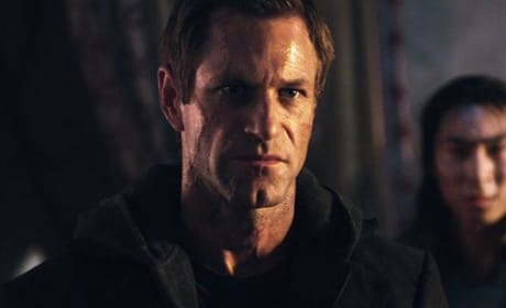Aaron Eckhart to Star in Real Time Action Flick Live!