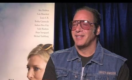 Andrew Dice Clay Exclusive: Blue Jasmine Interview