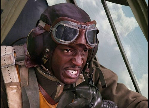 Elijah Kelley in Red Tails