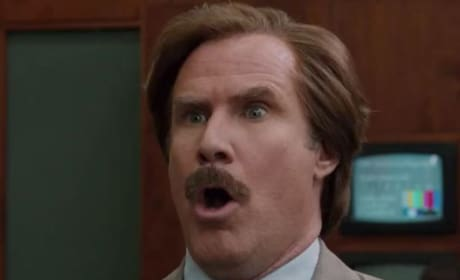 Anchorman 2 Clips: Ron Burgundy Don't Speak Australian