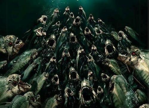 Piranha 3DD Trailer