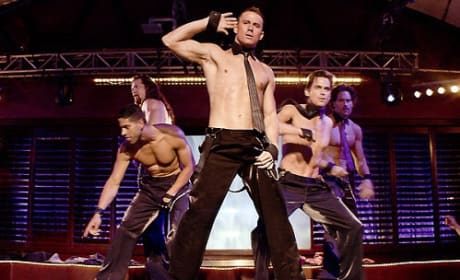 Magic Mike Interview: Channing Tatum on Stripper Past