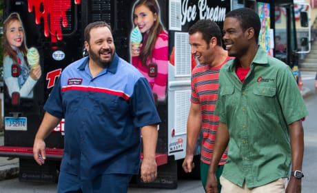 Kevin James Adam Sandler Grown Ups 2