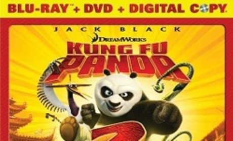 Kung Fu Panda 2 Blu-Ray